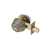 Click to swap image: Light Commercial Double Cylinder Deadbolt Antique Brass