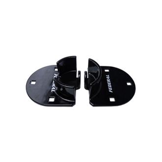 Shrouded Hasp for AUS400 Series Shackleless Padlock