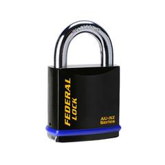 Heavy Duty Commercial Solid Steel Padlock AU730SL