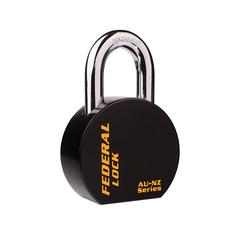 Heavy Duty Commercial Solid Steel Padlock AUS900R