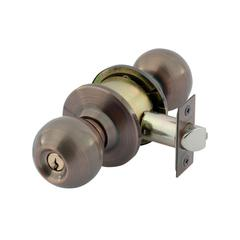 Bala Knobset Entrance Lock 127mm Backset