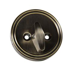 Turn for deadbolt single cylinder