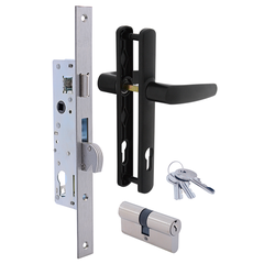 Key/Key Narrow style lock & furniture