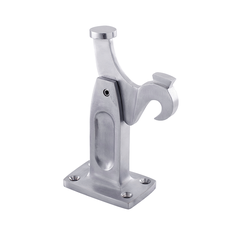 GT577SC Heavy Duty Floor Mounted Door Stop 100MM