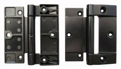 Hinge - Fletcher105mm - Alu Door Blk