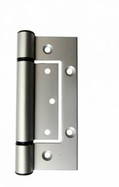 Hinge - Quick Fix H/Duty110mm Com Door Silver
